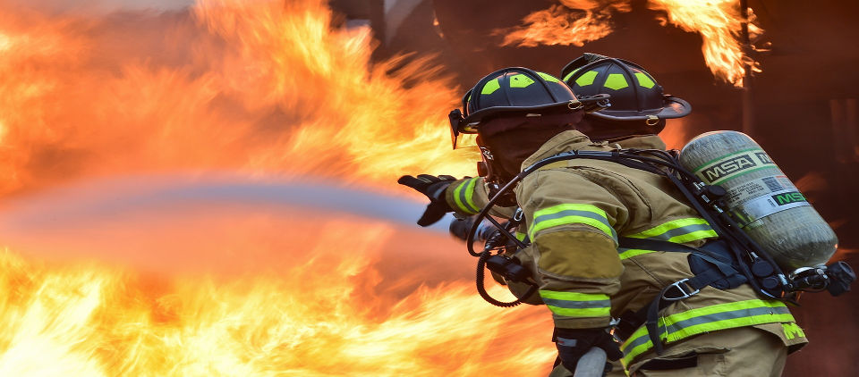 fire accident emergency